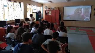 Συνομιλία μέσω Skype του Β3  με τη συγγραφέα Μ. Ρουσάκη thumbnail