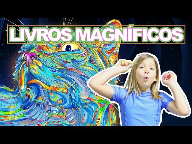 MEUS LIVROS FAVORITOS E MUITAS PALHAÇADAS! - Aris.TV, Ep. 87