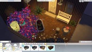 The Sims 4 Стрейнджервиль - обзор мебели и предметов строительства