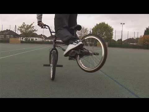 How To Perform Bike Stunts
