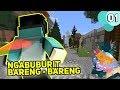 NGABUBURIT DI SANS SMP - Minecraft Sans SMP #1