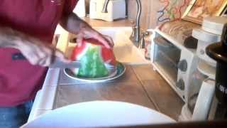 Cut Watermelon by IMAGE