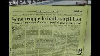 Rassegna stampa - Giulio Cainarca - 14/12/2018