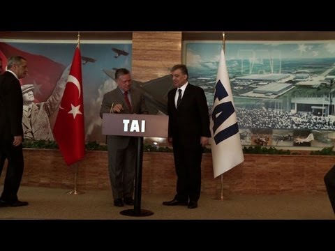 The rise of Turkey's defence industry