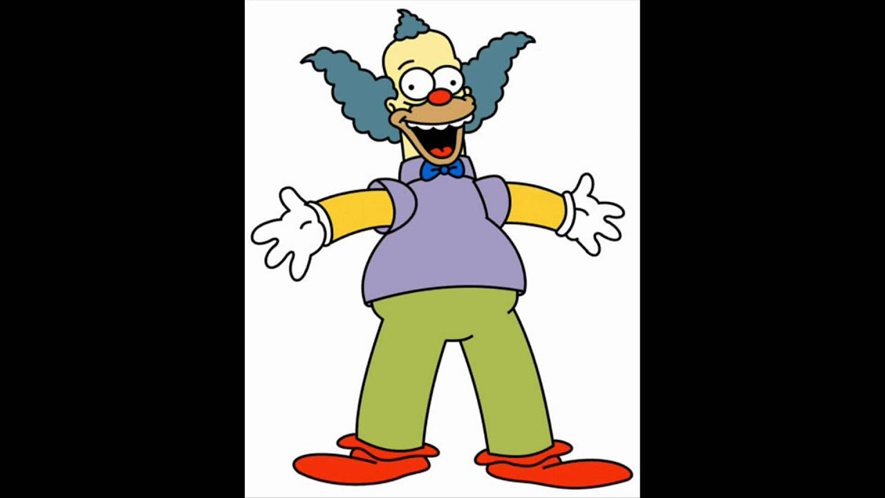 Image result for Krusty the clown  you tube