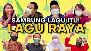 ZENERATION SAMBUNG LAGU ITU RAYA EDITION!