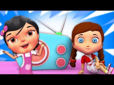 Meri Gudiya Hindi Rhymes | Rhymes in Hindi | Kids Channel India | Hindi Nursery Rhyme | मेरी गुड़िया