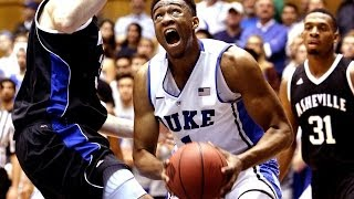 "Jabari Parker ""The Chosen One"" Duke Highlights 2013-2014 HD"