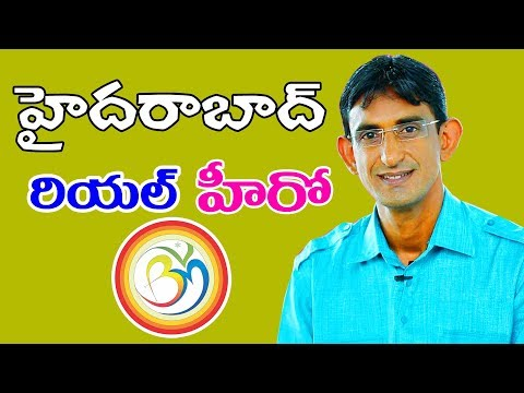 Hyderabad real life hero AZHAR MAQSUSI's Daily free food for poor and homeless people |Bvm creations