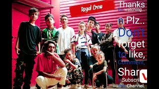 Lucky you ll Royal Crew  ll Dance Choreographed by Jayanta Rabha