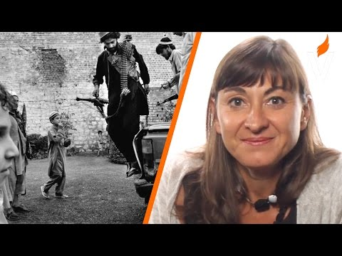 My experience as a female photographer in war zones  Author Lynsey Addario