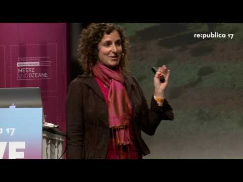 re:publica 2017 - Eyes in the skies: drones, satellites and digital data for nature conservation on YouTube