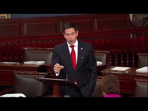 Rubio: China's threat to U.S. national security is not a game