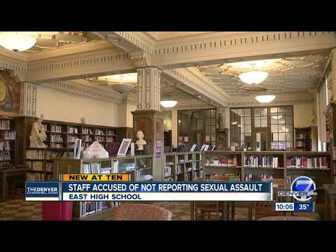 East High School staffers, including ex-principal, charged with failing to report alleged rape
