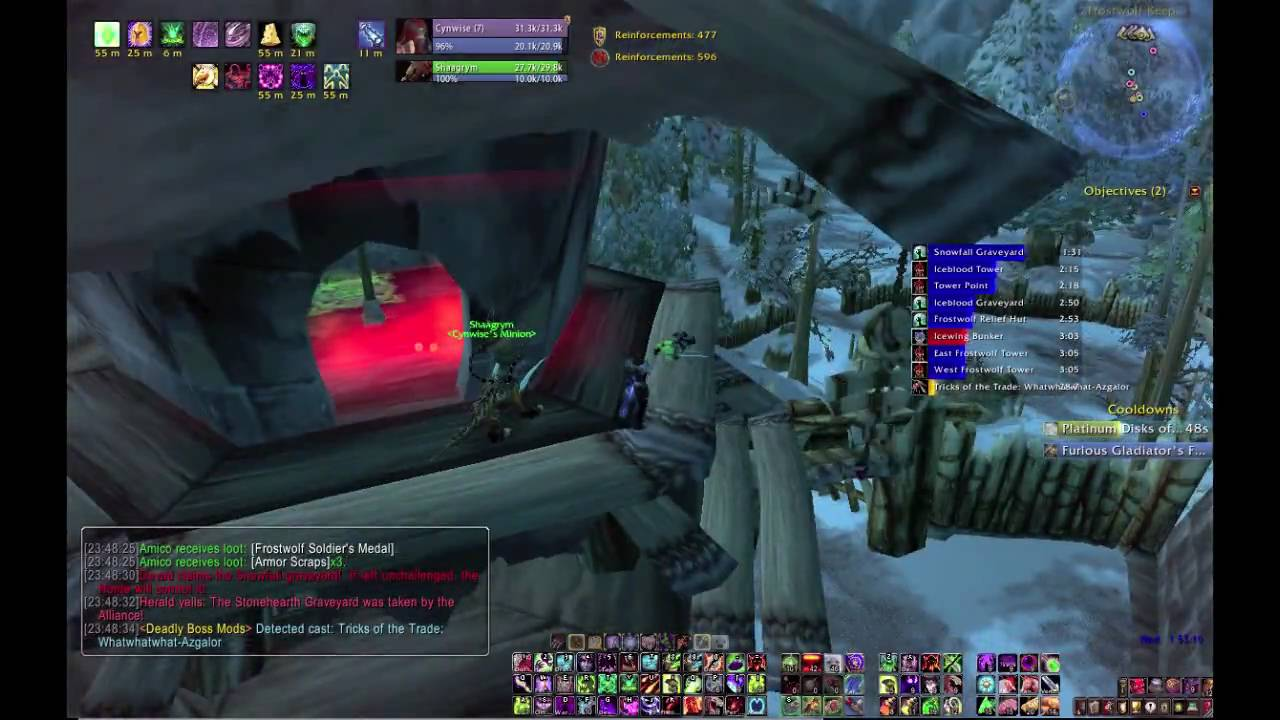 Cyn's Guides To Almost Anything | Cynwise's Warcraft Manual