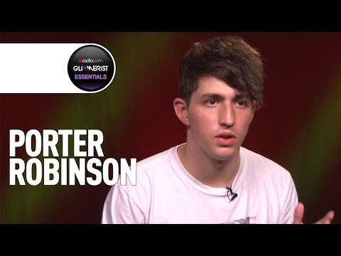 Porter Robinson on Video Games and Breaking Down Tracks from His Debut Album, 'Worlds.'