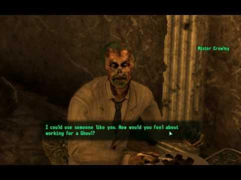 Fallout 3 Walkthrough part 84 - You Gotta Shoot  Em in the Head 1 5