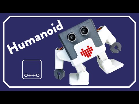 What Can Otto DIY Humanoid Robot Do?
