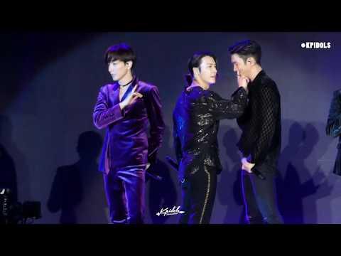 Super Junior -  Otra Vez - SMTWON In Chile [Fancam]