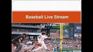 Saint-Louis vs Pittsburgh Baseball Live Stream (2018)