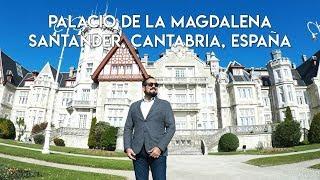 Aquí se filmó Gran Hotel - El Palacio de la Magdalena