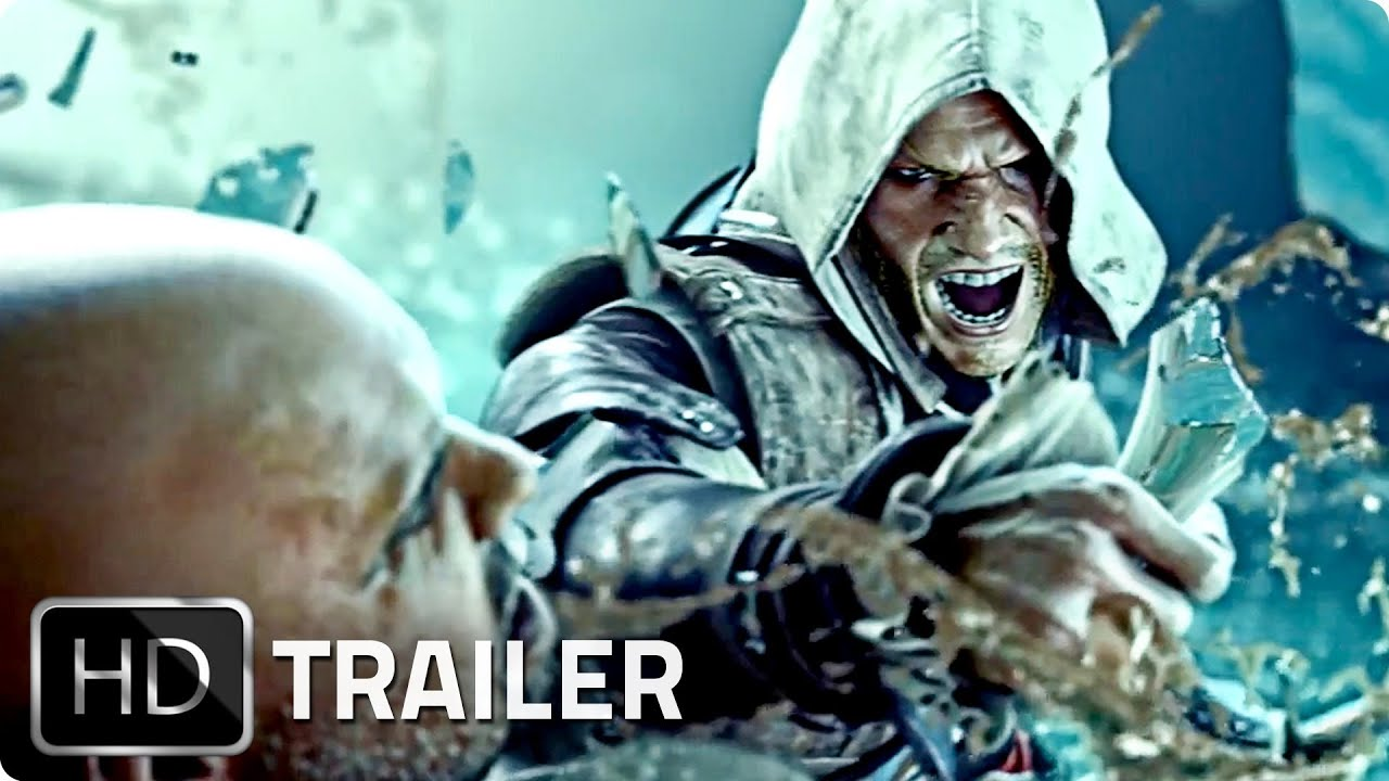 Assassin's Creed 4 - Offizieller Trailer German Deutsch HD