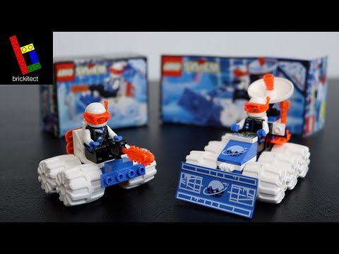BUILDING MY FIRST LEGO ICE PLANET 2002 SETS!