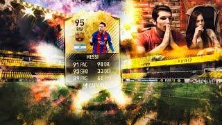 Я ЛОВЛЮ МЕССИ | ДЕВУШКА ТАЩИТ ВОЛКАУТЫ | FIFA 17