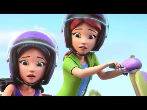 Change Of Address   LEGO Friends   Full Episode by Disney