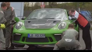 Congratulations Andreas Preuninger and the 520 HP Porsche 911 GT3 RS
