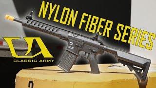 Classic Army Nylon Fiber Series AEGs - Airsoft GI