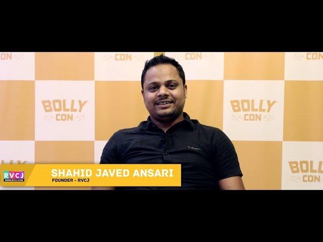 RVCJ Founder Shahid Javed Ansari's Inspirational #OriginStory