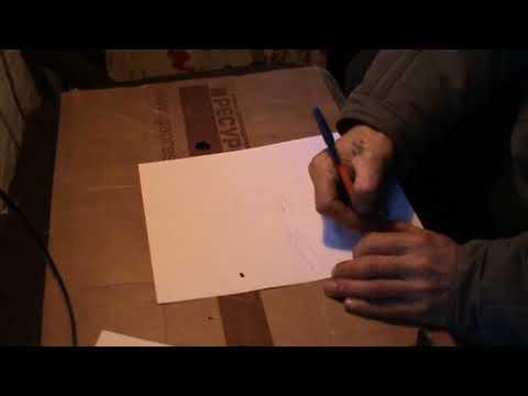 видео: Мой секрет бесшумной и простой головки для движка 1 вариант