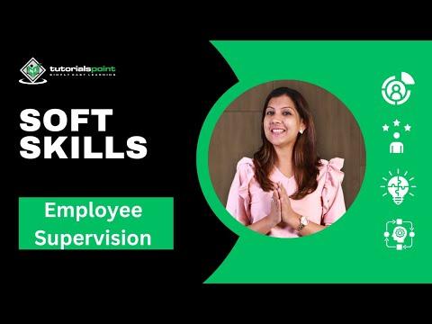 Soft Skills - Employee Supervision