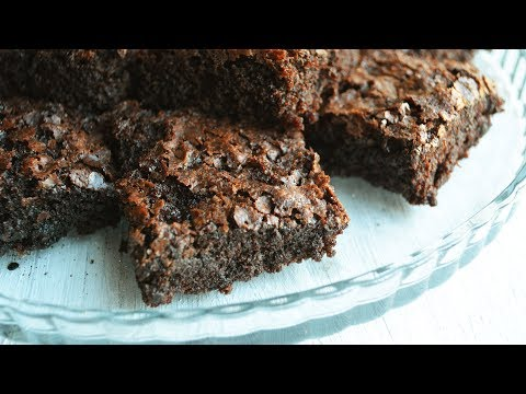 How to make fudgy brownies without chocolate