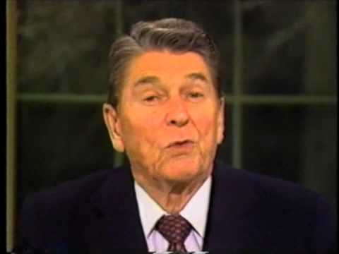Ronald Reagan On Patriotism And His Message To America (January 11, 1989)