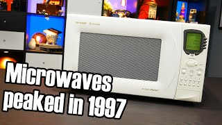 The Antique Microwave Oven that's Better than Yours