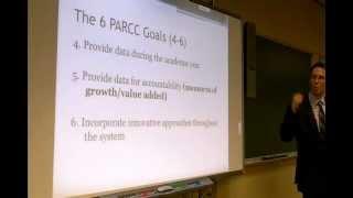 Nicholls CCSS and PARCC The Goals that Define PARCC