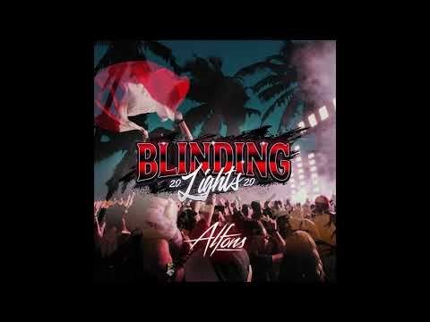 Alfons - Blinding Lights 2020 (Swedish Song)