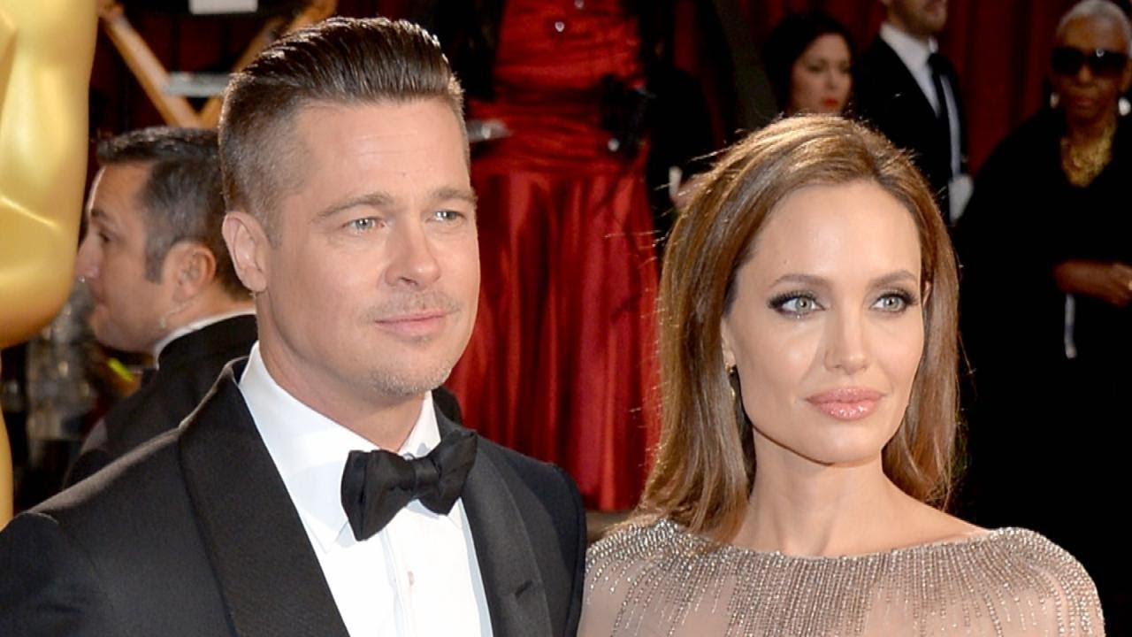 Angelina Jolie Says There Was a Heaviness in Her Relationship with Brad Pitt