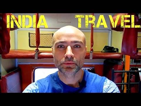 How to travel in INDIA by train. Anatomy of an indian train toilet