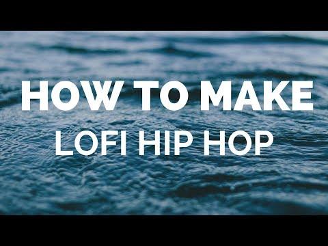 how to make lofi hip hop #001 (making a beat)  - furino
