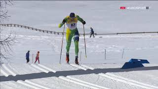 Weltcup Engadin 15k klassisch - Kommentar Eurosport