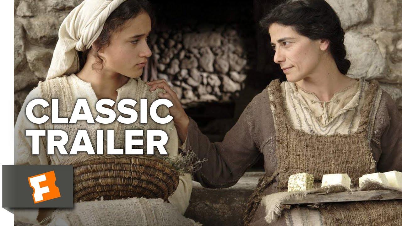 The Nativity Story (2006) Official Trailer - Keisha Castle-Hughes, Oscar Isaac Christmas Movie HD