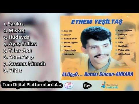Ethem Yeşiltaş - Sarıkız - Ankara Misket Oyun Havaları - (Official Audıo)