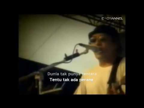 Iwan fals  -  Pesawat Tempur  (Konser di Ancol 2003)