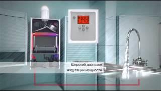 Газовый настенный котел Bosch  серии Gaz 6000 W(Газовый настенный котел Bosch WBN6000 используется для отопления помещений и подготовки горячей воды. Предусмот..., 2016-03-26T12:17:10.000Z)