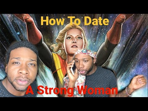 dating a strong willed man