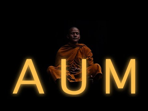 AUM CHANTING ~ OM at 396 Hz | Universal Mantra ➤ Dissolves N