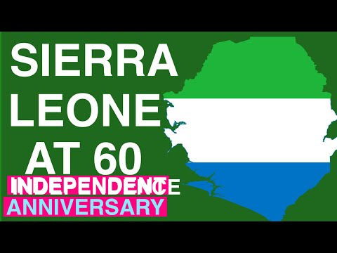 SIERRA LEONE CELEBRATES 60th INDEPENDENCE ANNIVERSARY//HOW FAR HAVE WE CHANGE SINCE 1961?